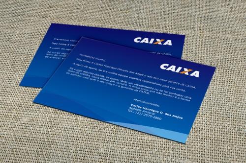 Flyer CAIXA