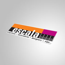 Logomarca revista ESCALA